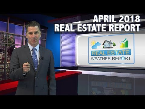 April 2018 East Bay Real Estate Weather Report