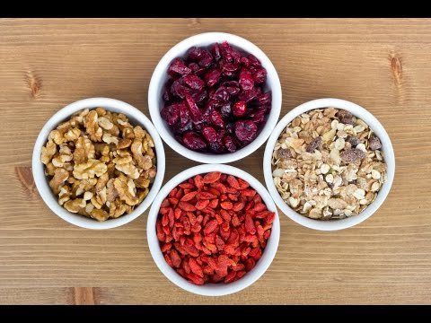 Ultra Fast and Delicious Homemade Muesli