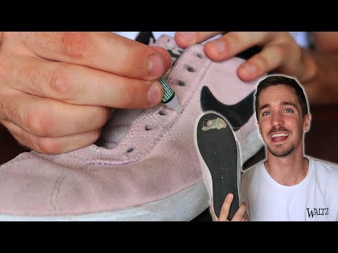 How to Make Your Skate Shoes Last Longer | FREESTYLE TRICK TIP