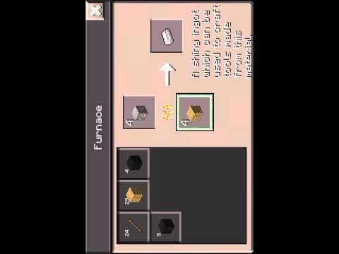 How to get Diamonds, Gold and Iron in Minecraft PE