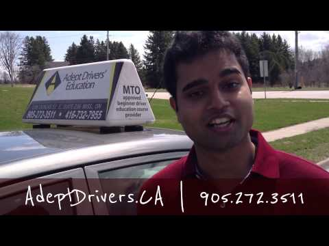 Professional Trainers Mississauga - G G2 Passed at first Try