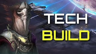 「Stellaris」How To Build An OVERWHELMING Technocracy - Top Builds [1/10]
