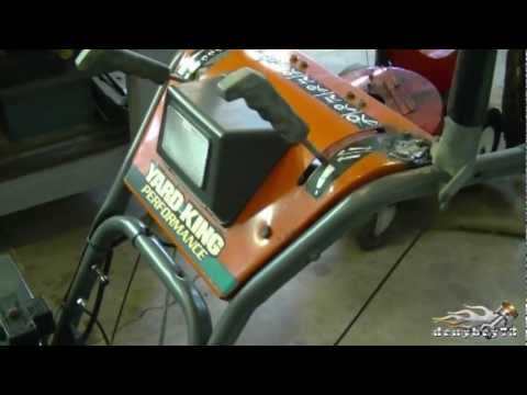 How To Remove The Auger Assembly from a Murray Snowblower