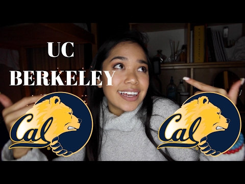HOW I GOT INTO UC BERKELEY (CAL)!!