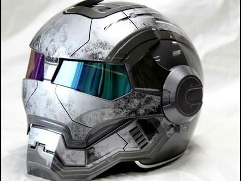 Шлем железного человека IronMan Masei 610