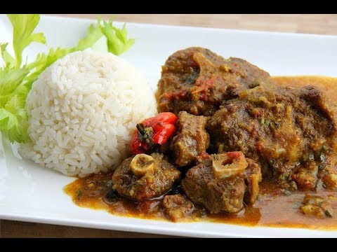 Stewed Oxtails (Instant Pot Friendly) #TastyTuesdays | CaribbeanPot.com