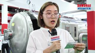 Shanghai Tofflon Science and Technology Co., Ltd. ーPROPAK ASIA 2018ー