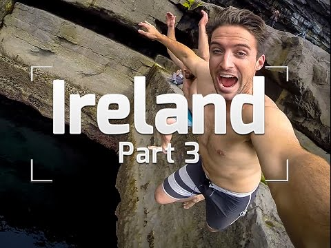 ARAN ISLANDS IRELAND | RED BULL CLIFF JUMP