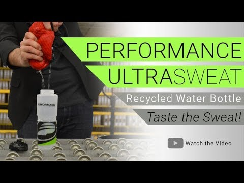 Performance Ultra Sweat Recycled Water Bottle