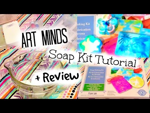 DIY Soap Tutorial and Review