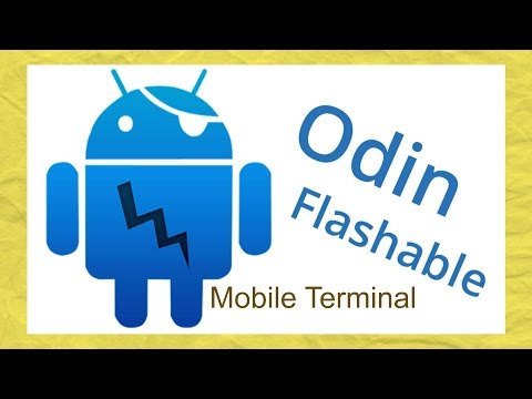 How to create odin flashable tar file from full flash file