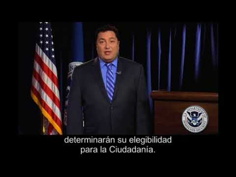 The Citizenship Interview and Test - Spanish Subtitles