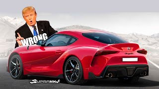 Why Everyone is Wrong About the New Toyota Supra