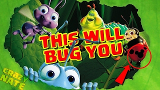 A Bug's Life Movie, Everything You Missed