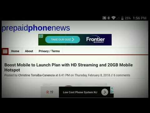 Boost Mobile $60 HD Unlimited Plan 20GB HotSpot Is A MetroPCS Cricket Wireless Killer!