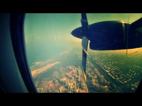 Eilat City | Flight from Eilat to Tel Aviv - and back