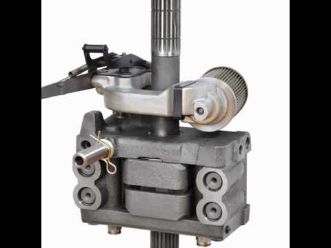 Massey Ferguson Hydraulic Lift Pump Assly.