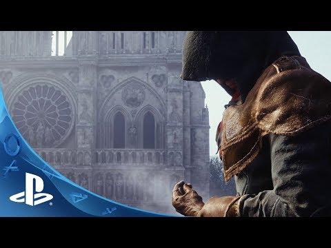 Assassin's Creed : Unity Sneak Peek Video | PS4
