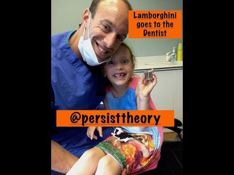 Lamborghini Goes to the Dentist!!