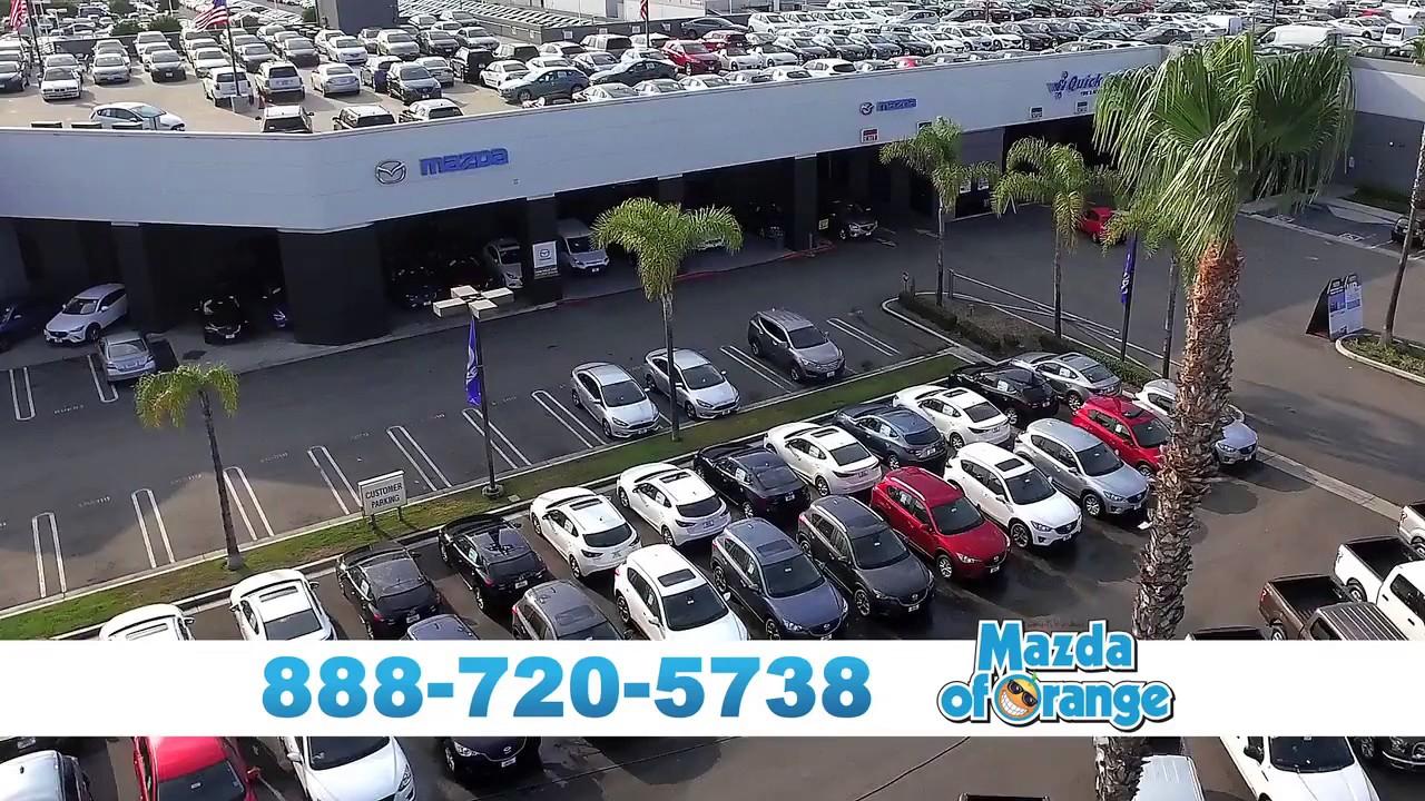 Mazda of Orange - Orange County Mazda Dealer