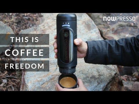 NowPresso - Ultimate Portable Espresso Machine