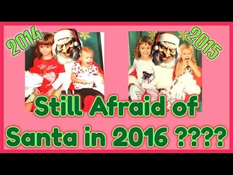 WHO'S AFRAID OF SANTA!!