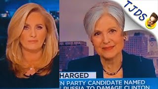 Jill Stein Smacks Down MSNBC Host Over Russian Propaganda