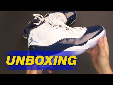 "Air Jordan 11 ""Win Like '82"" 