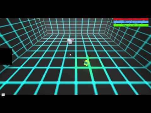 Turn-based RPG Demo. (Roblox)