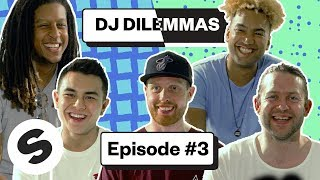 DJ Dilemmas   Would Afro Bros, The Him & Carta rather collab with Ellie Goulding or Ariana Grande?