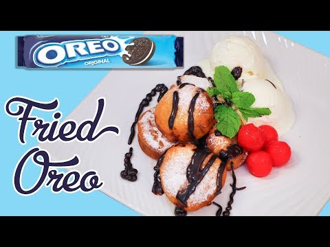 Fried Oreo Recipe In Hindi 5 Minutes Oreo Dessert Recipe How To Make Fried Oreos From scratch