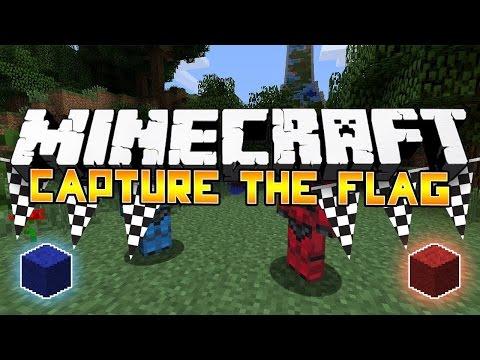 What Flag Do I Get!!! :Minecraft PE {Capture The Flag #1}