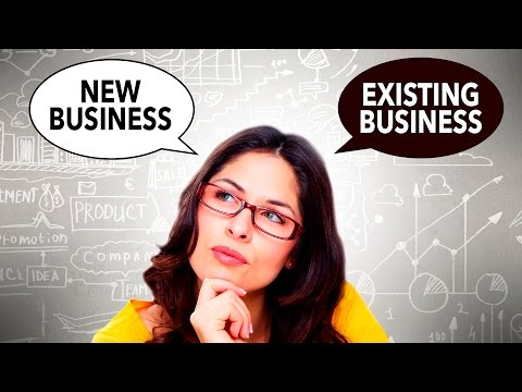 How To Tell if You Should Buy an Existing Business or Start a New Business