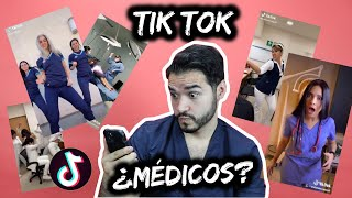 DOCTOR VIC REACCIONA A TIK TOKS MÉDICOS   EL INFI3RNO DE TIK TOK