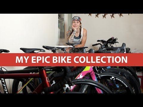 My EPIC bike collection