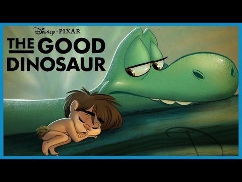 How to Draw The Good Dinosaur Part 2