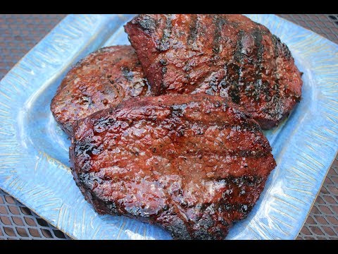 Grilled Top Sirloin Petite Steak Recipe: How To Grill Steak