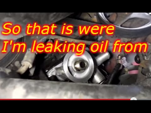 oil filter housing gasket chevy 350 oil gasket cover how to replace the oil filter adapter on a 2007 ford f150 5 4 liter