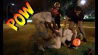 FIGHT BREAKS OUT DURING GOLD DIGGER TEST! (I SHOULD'VE HIRED SECURITY!!!)