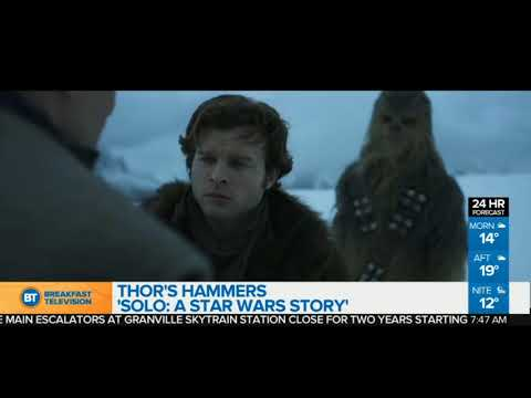 Thor's Hammers: Solo: A Star Wars Story