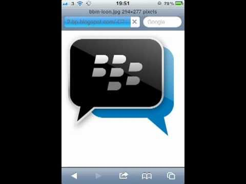 This is how to get BBM in iPhone