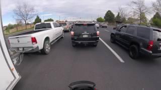 Motorcyclist Drops Wallet