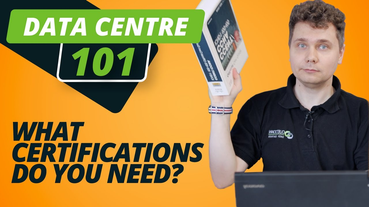 DATA CENTRE 101 | WHAT CERTIFICATIONS DO YOU NEED TO WORK IN A DC? CCNA? ANY AT ALL?!