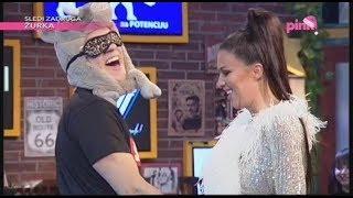 Baka Prase i Stanija - Touch My Body Challenge (Ami G Show S11)