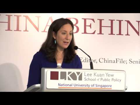 [Lecture] Susan Jakes: China Behind the Headlines