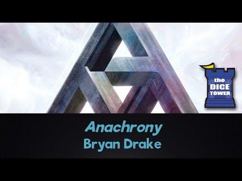 Anachrony Review - with Bryan Drake