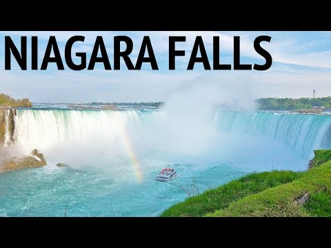 Niagara Falls Travel Guide   Niagara Falls Ontario Canada