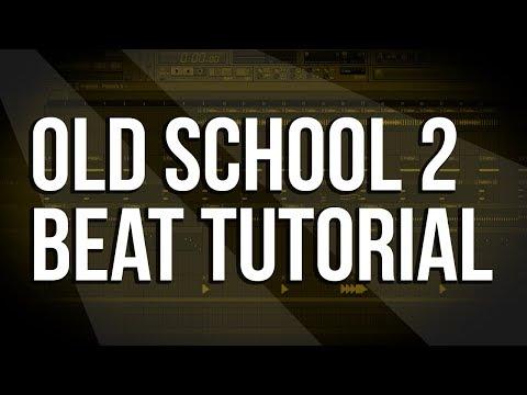 FL Studio Tutorial - How To Make OLD SCHOOL Hip Hop Beat 2 [Tune Seeker]