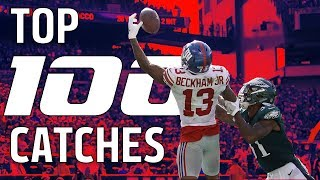 Top 100 Catches of the 2017 Season! | NFL Highlights