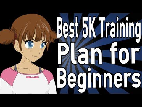 Best 5K Training Plan for Beginners